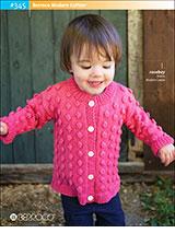 Booklet #345 Berroco Modern Cotton™