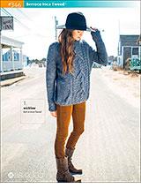 Booklet #346, Berroco Inca™ Tweed