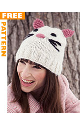 Catarina, free pattern