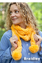 Braidley, free pattern