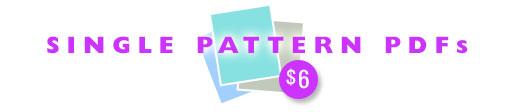 Single Pattern PDFs