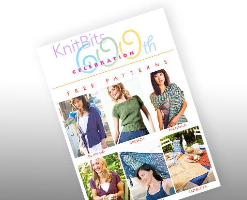 KnitBits #600, Tuesday April 14 - 600th Celebration