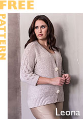 Leona, free pattern