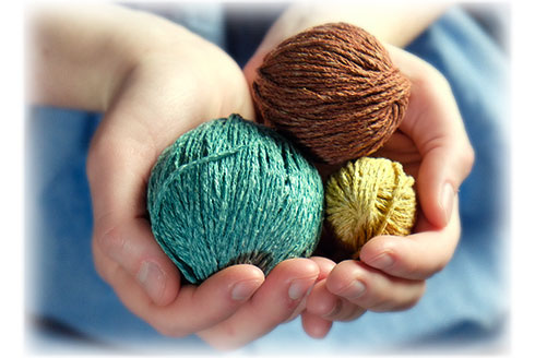 Berroco Fuji™ � The compelling texture and sophisticated silk blend make this machine-washable yarn perfect for warm-weather projects.