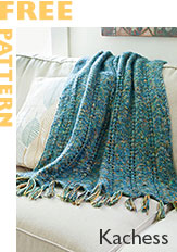 Kachess, free pattern