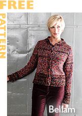Bellam, free pattern