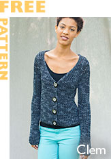 Clem, free pattern