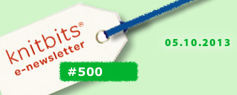 KnitBits #500 - Free e-newsletter from Berroco