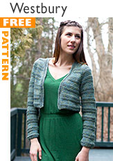 Westbury, free pattern