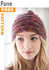 Fane, free pattern
