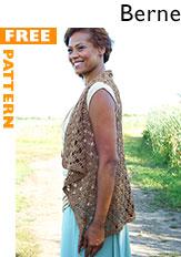 Berne, free pattern