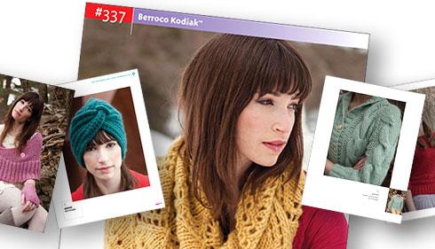 Booklet #337 Berroco Kodiak