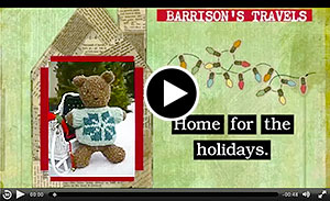 Barrison's Travels - Home for the Holidays