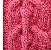 Detail - Udina, free pattern