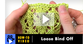 Hoe-to-Video: Placing Stitch Markers