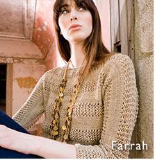 Farrah, Free Pattern