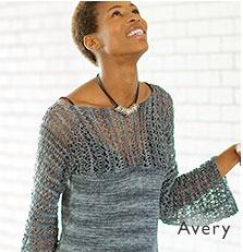 Avery, Free Pattern