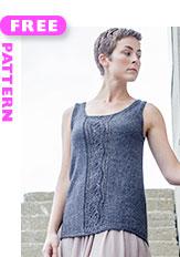 Minami, free pattern
