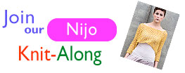 Join our Nijo Knit-Along