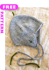 Fayweye, free pattern