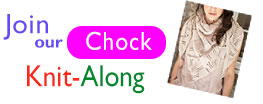 Join our Chock Knit-Along