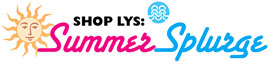 Shop LYS: Summer Splurge