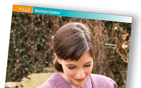 Booklet #348 - Berroco Cosma™