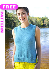 Dalea, free pattern
