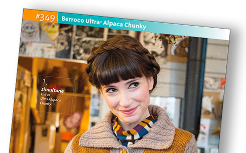 Booklet #349 - Berroco Ultra® Alpaca Chunky