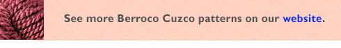 Berroco Cuzco®