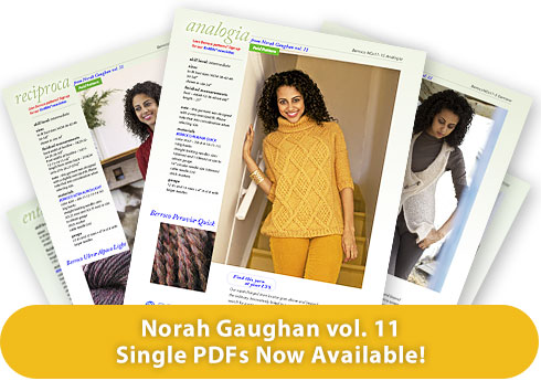 Norah Gaughan vol. 11 - Single PDFs Now Available!
