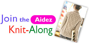 Join the Aidez Knit-Along