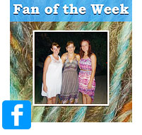 Facebook - Fan of the Week