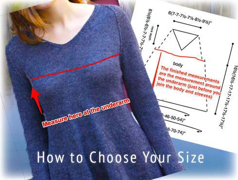 How to choose Your Size