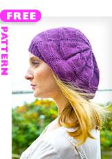 Charlotte, free pattern