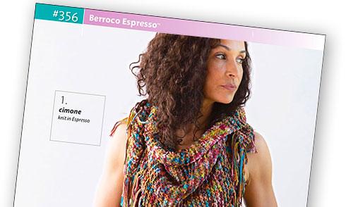 Booklet #356, Berroco Espresso™
