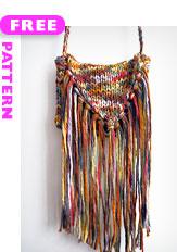 Tiny Dancer Purse, free pattern