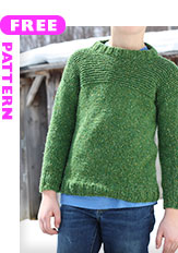 Lawrence, free pattern