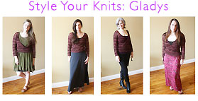 Style Your Knits: Gladys