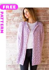 Lavanya, free pattern