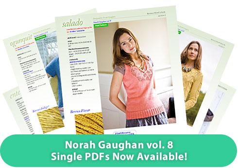 Norah Gaughan vol. 8, Single PDFs
