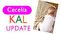 Cecelia KAL Update