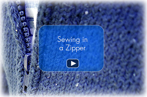 How To Video - Sewing a Zipper