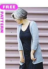 Alyssum, free pattern