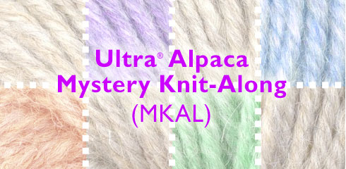 Ultra® Alpaca Mystery Knit-Along (MKAL)