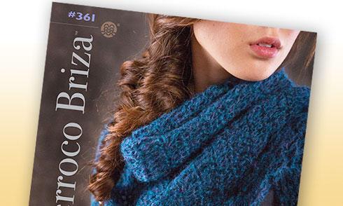 Booklet #361, Berroco Brizatrade;