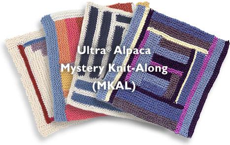 Ultra Alpaca Mystery Knit-Along (MKAL)