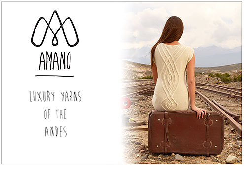 AMANO - Luxury Yarns of the Andes