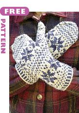 Hanne, free pattern