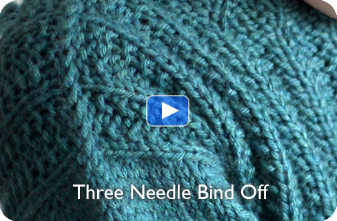 Colorwork with Two Hands